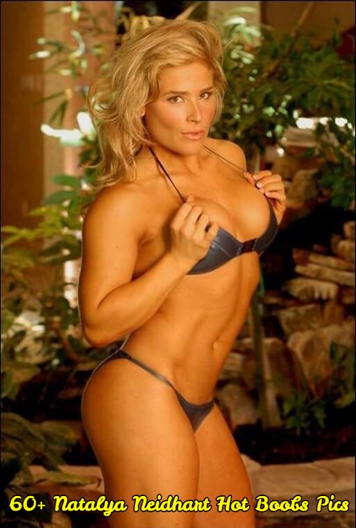 Natalya Neidhart hot boobs pics
