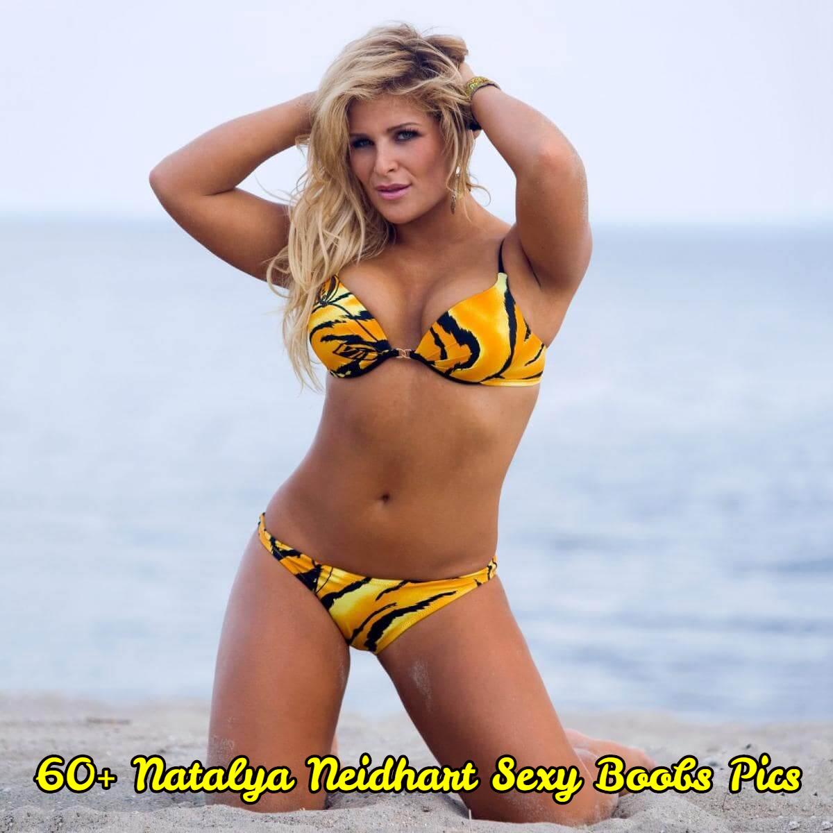 Natalya Neidhart sexy boobs pics