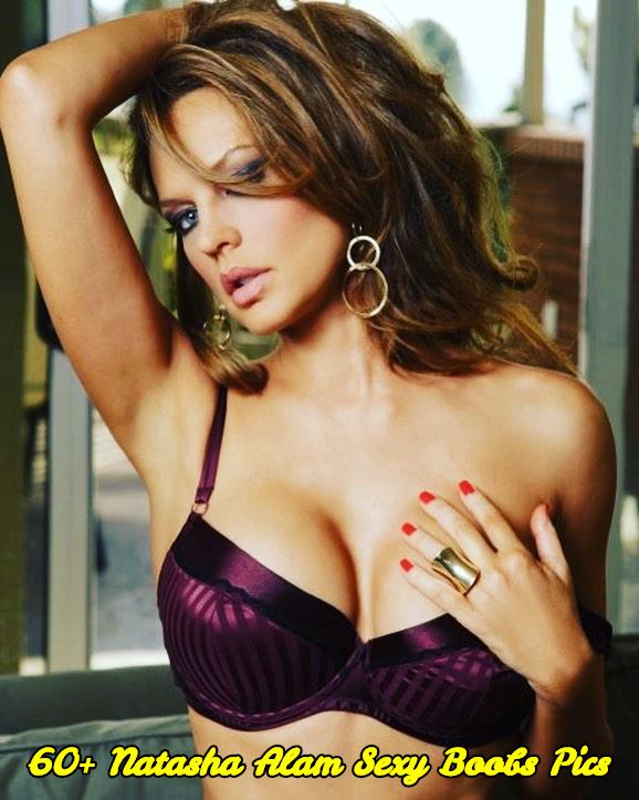 Natasha Alam sexy boobs pics