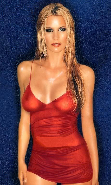 Natasha Henstridge sexy tits pics