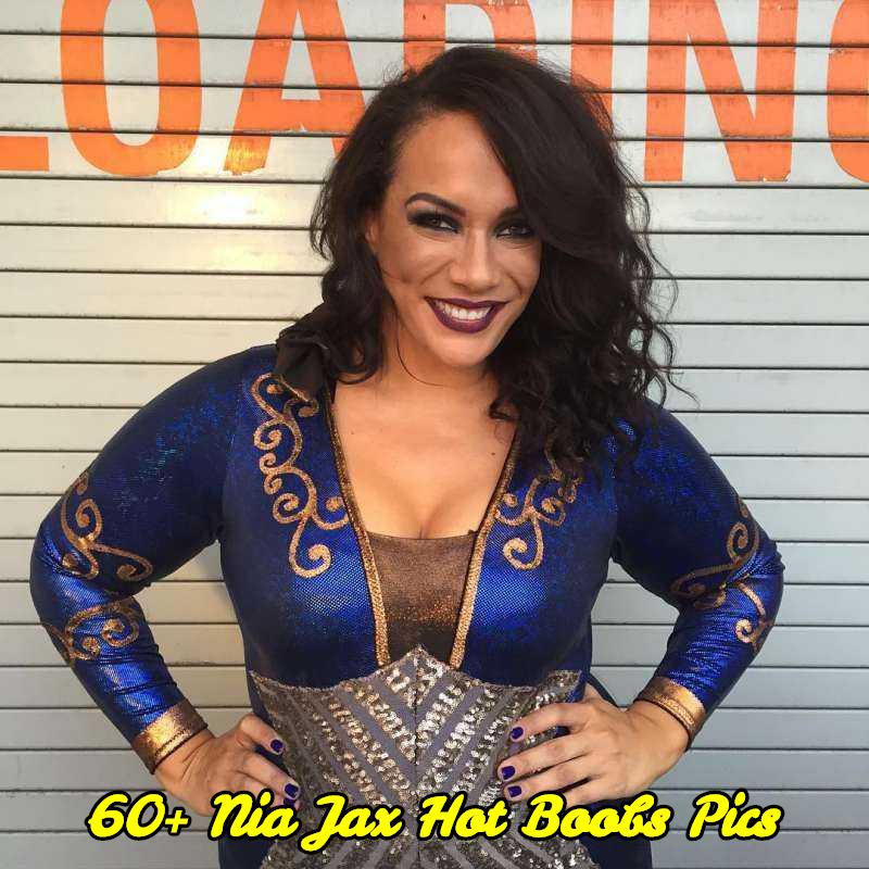 Nia Jax hot boobs pics