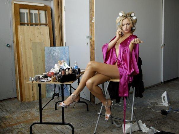 Nicole Arbour legs pics