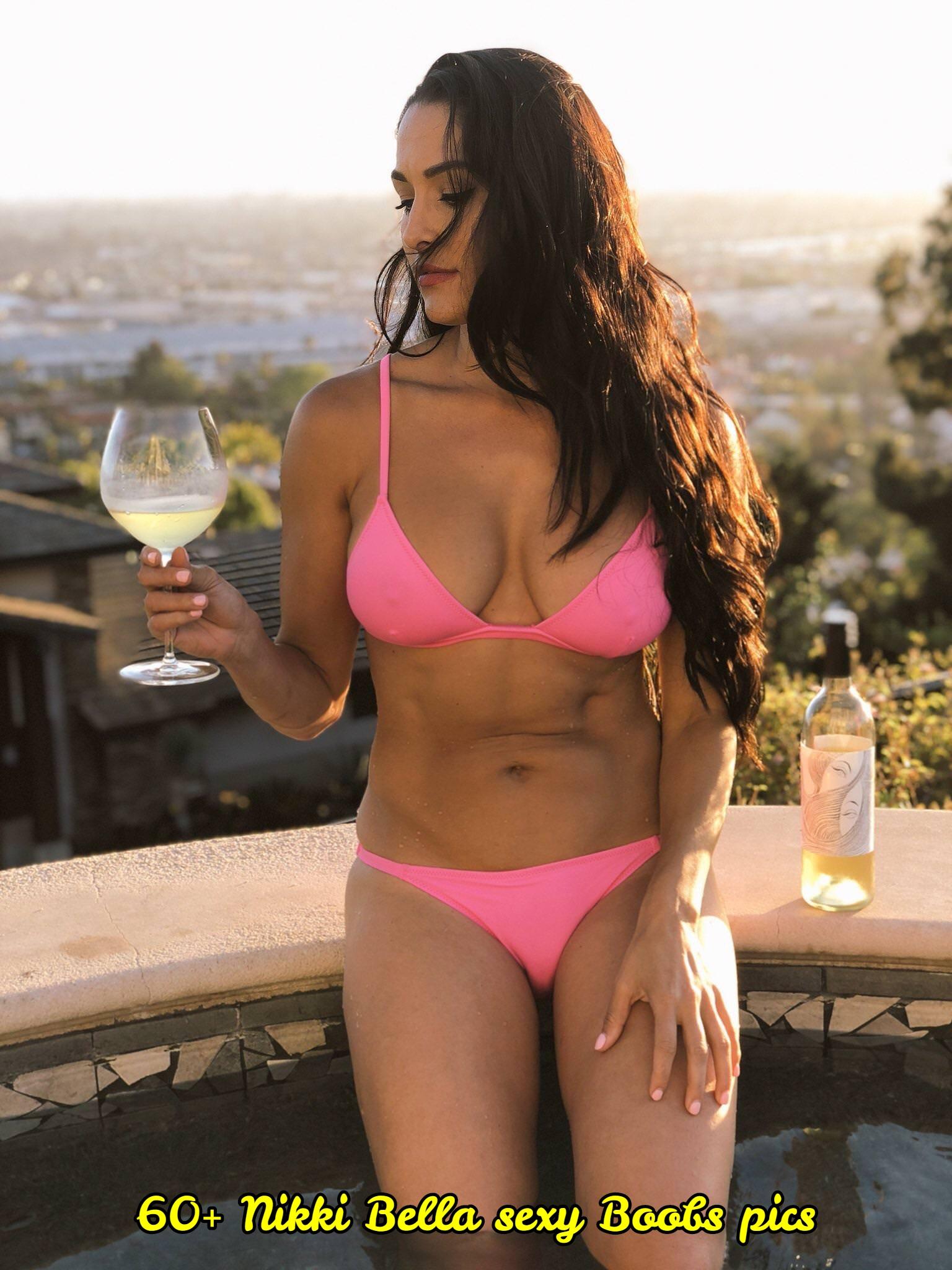 Nikki Bella sexy pictures