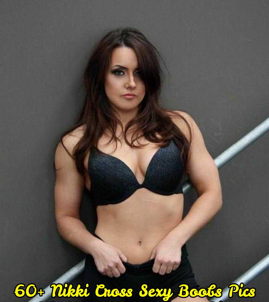 Nikki Cross sexy boobs pics