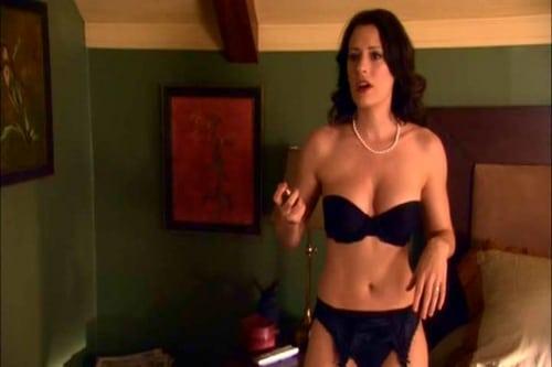 Paget Brewster hot