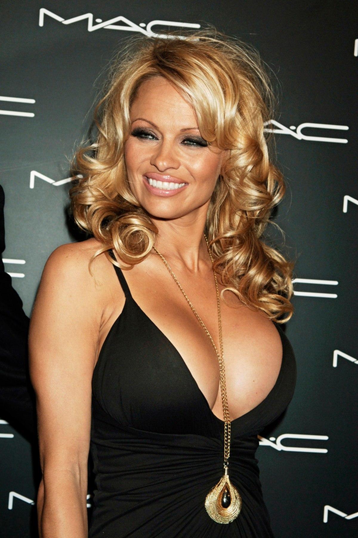 Pamela Anderson hot look pics