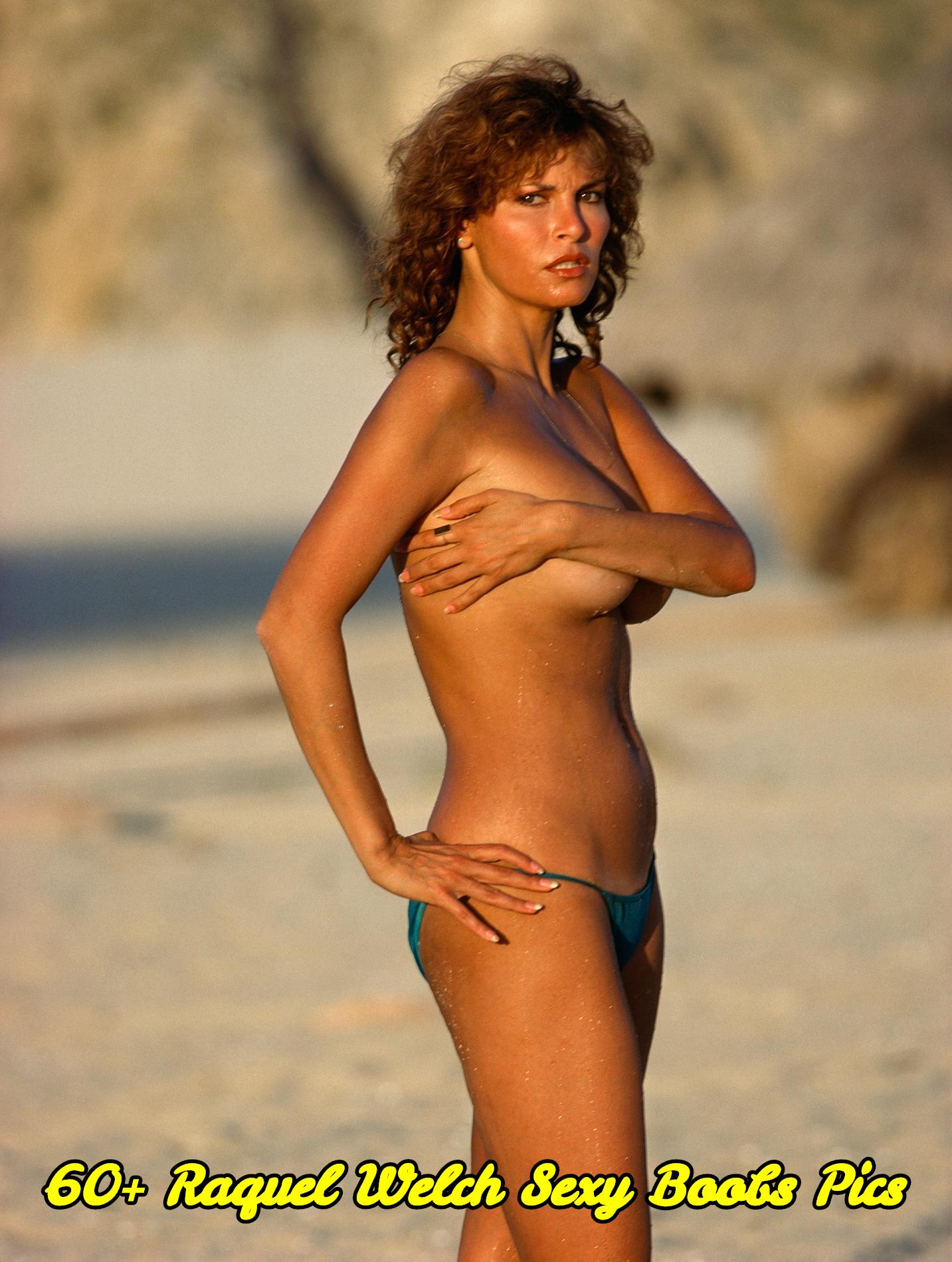 Raquel Welch sexy boobs pics