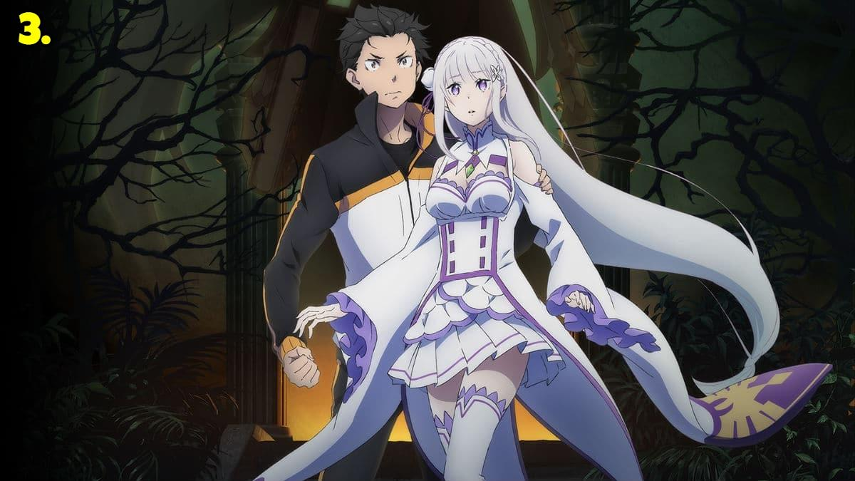 ReZero - Starting Life In Another World