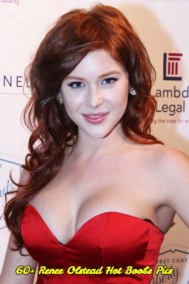 Renee Olstead hot boobs pics