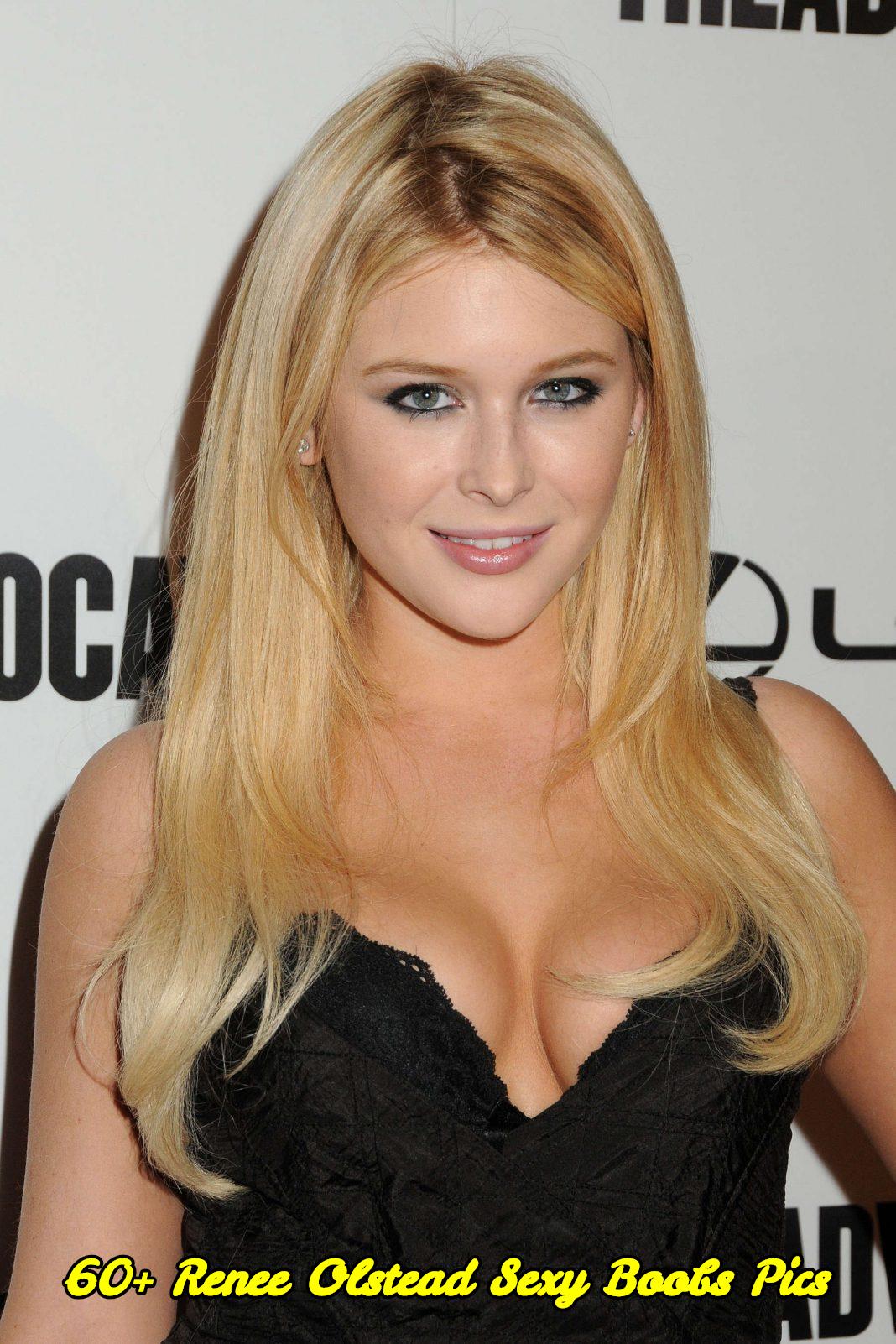 Renee Olstead sexy boobs pics