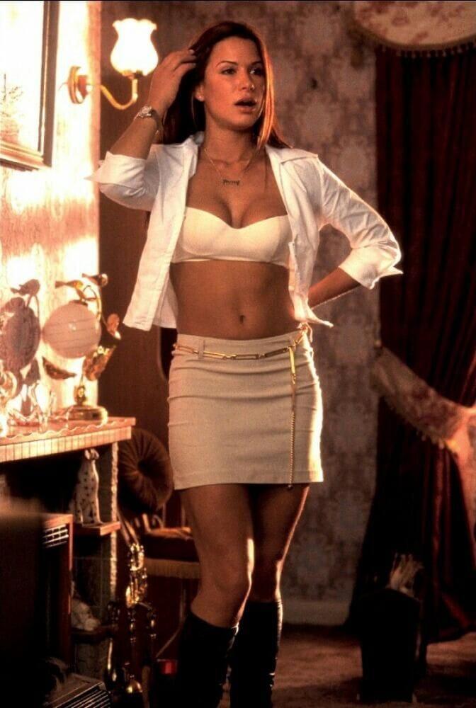 Rhona Mitra sexy tits pics