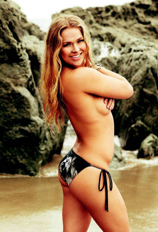 Ronda Rousey hot