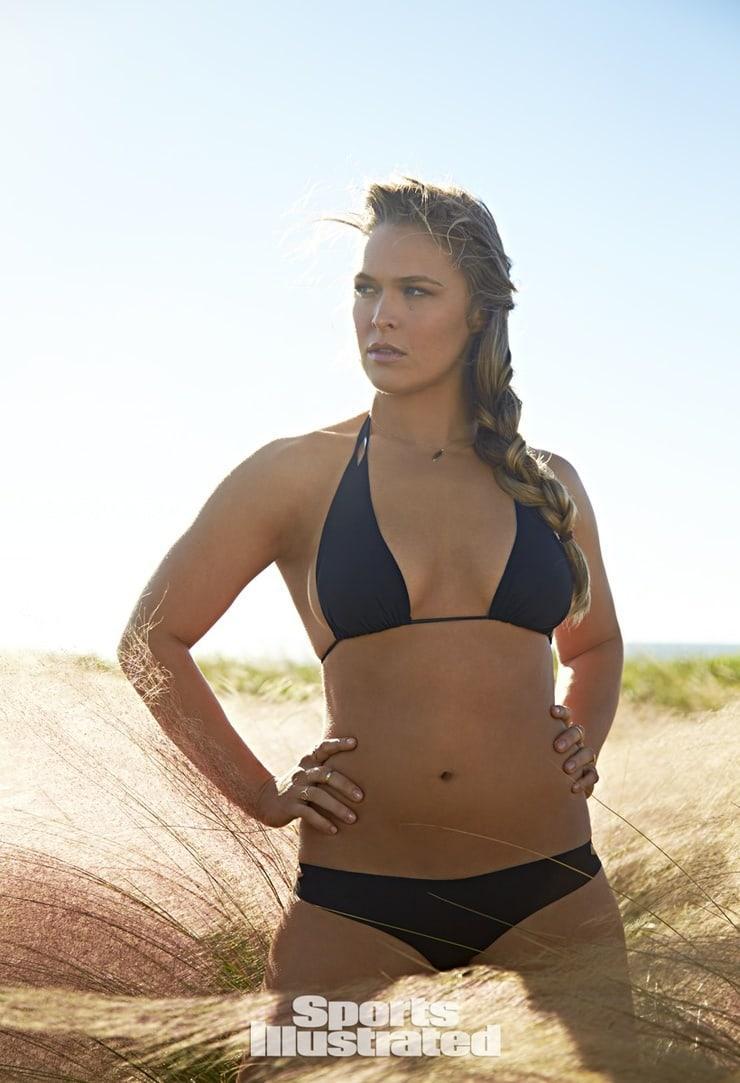 Ronda Rousey sexy photo