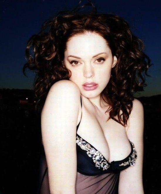 Rose McGowan hot bikini pics