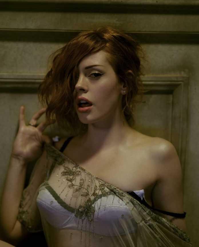 Rose McGowan hot look pics