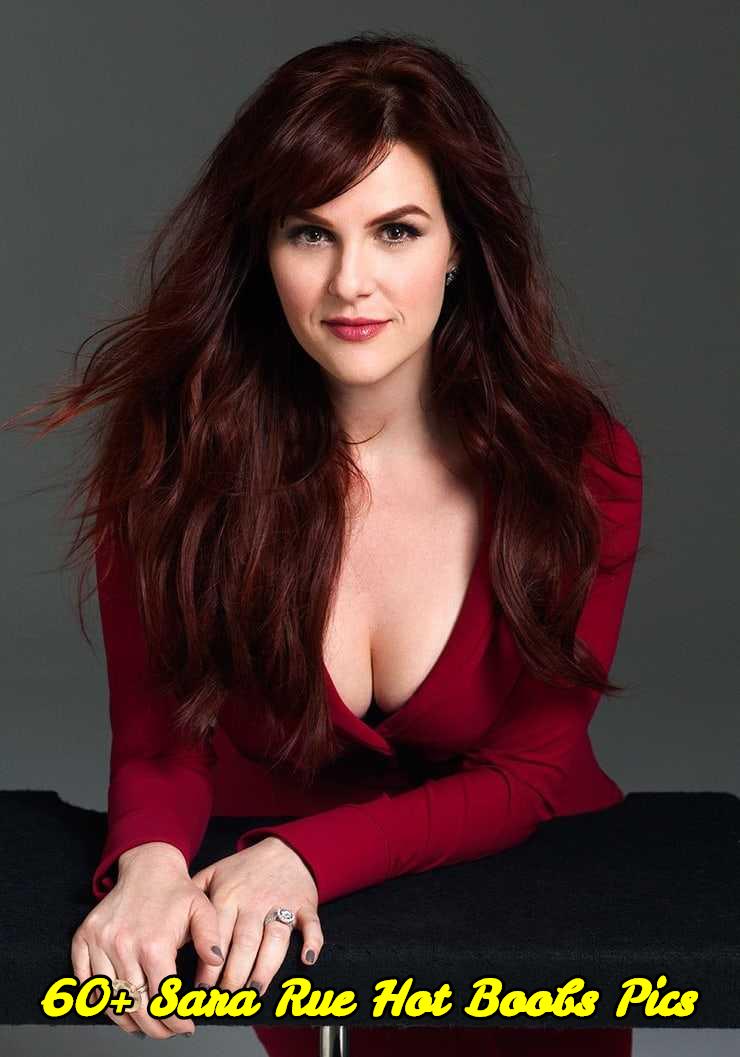Sara Rue hot boobs pics