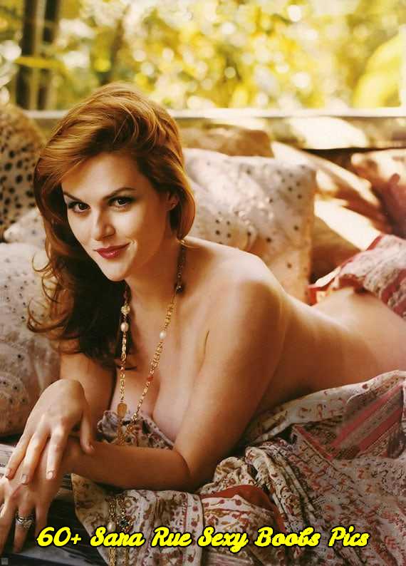 Sara Rue sexy boobs pics