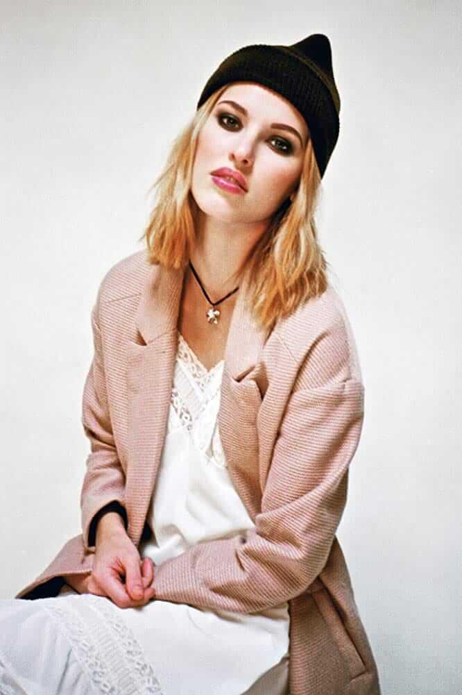 Sarah Grey lips pics