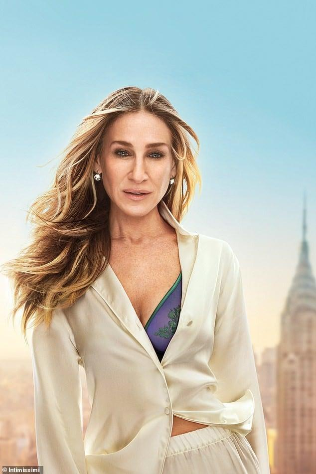 Sarah Jessica Parker sexy pictures