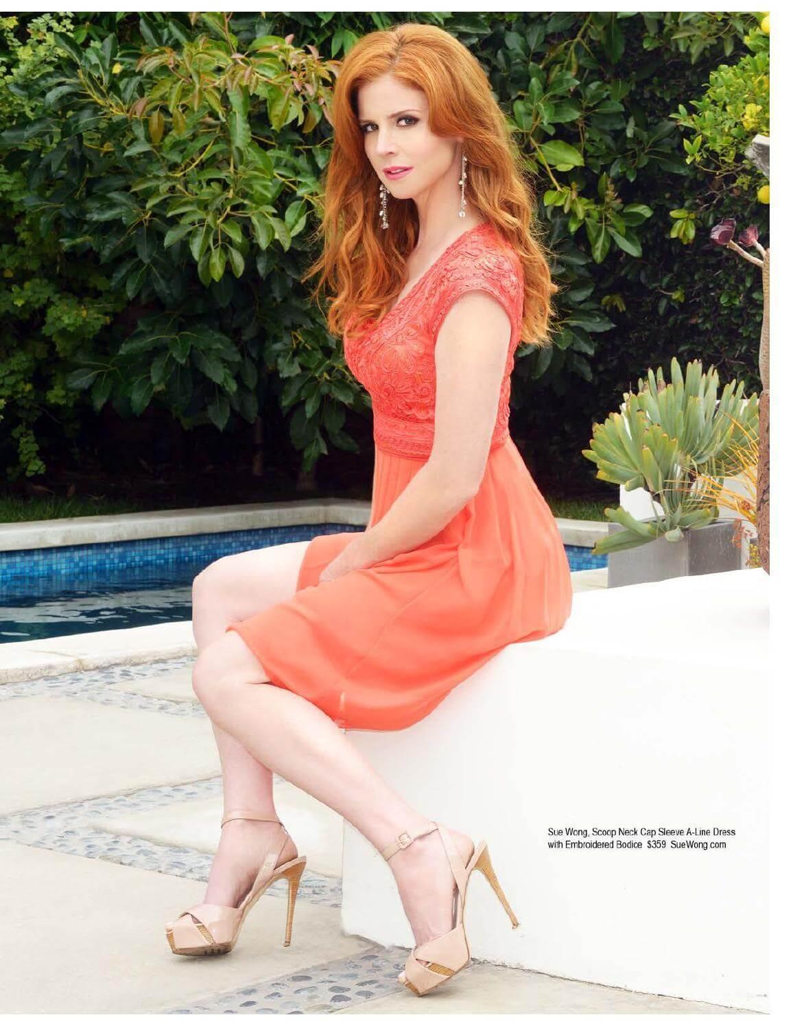 Sarah Rafferty tits pics