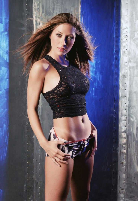 Sasha Alexander hot lingerie pictures
