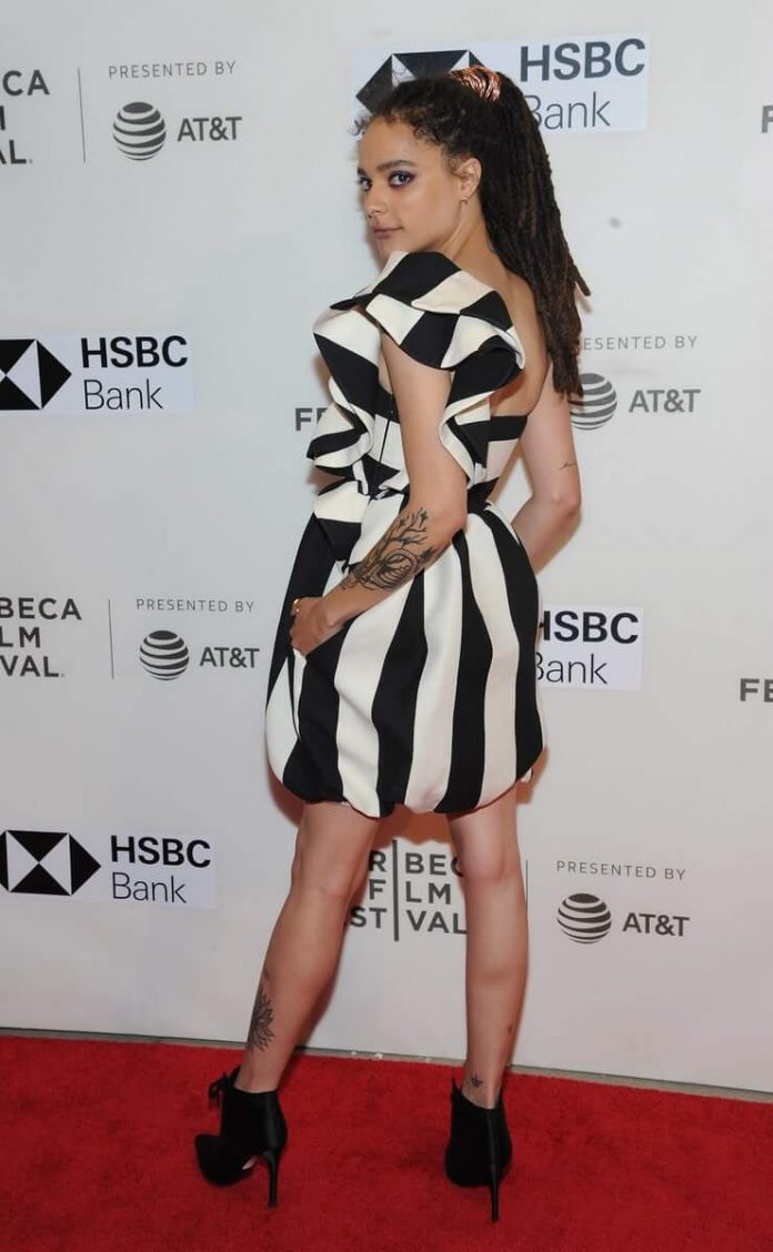Sasha Lane ass pics
