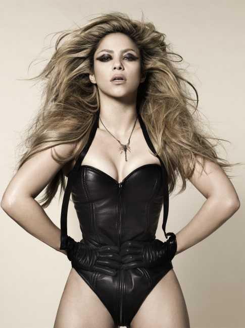 Shakira hot lingerie pics