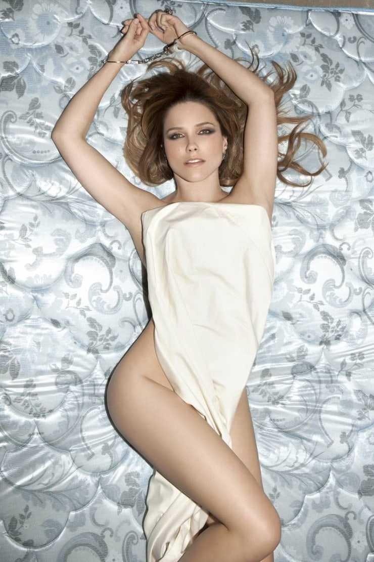 Sophia Bush naked pics