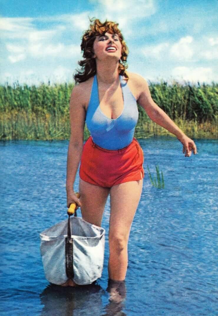 Sophia Loren sexy pictures