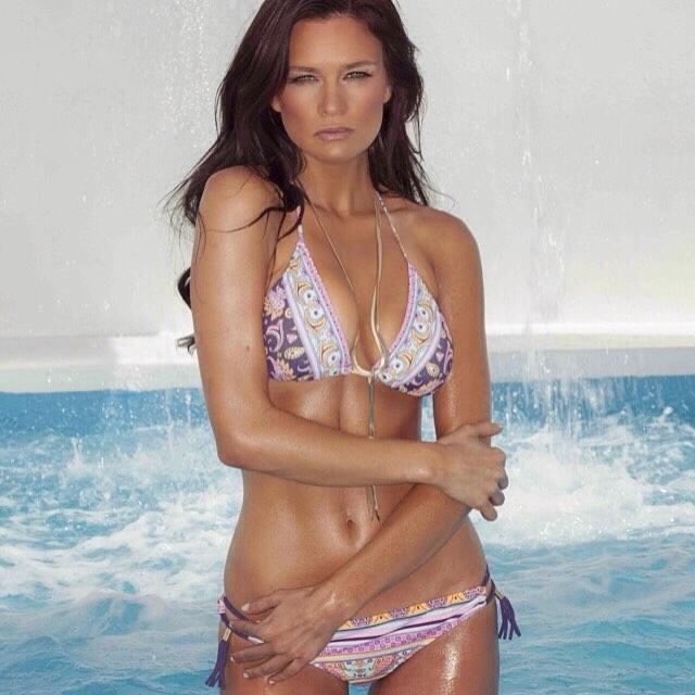 Stephanie Danielson hot lingerie pics