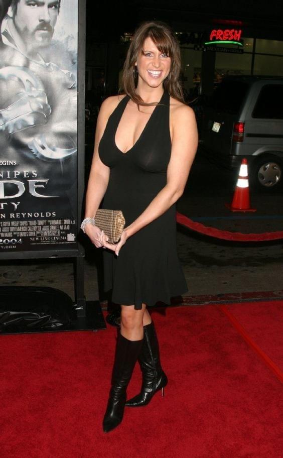 Stephanie McMahon hot photo