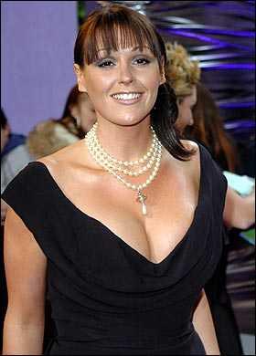 Suranne Jones hot cleavage pic