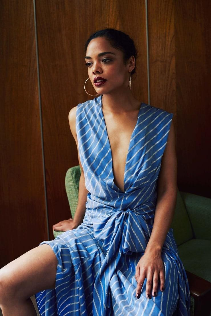 Tessa Thompson sexy photo