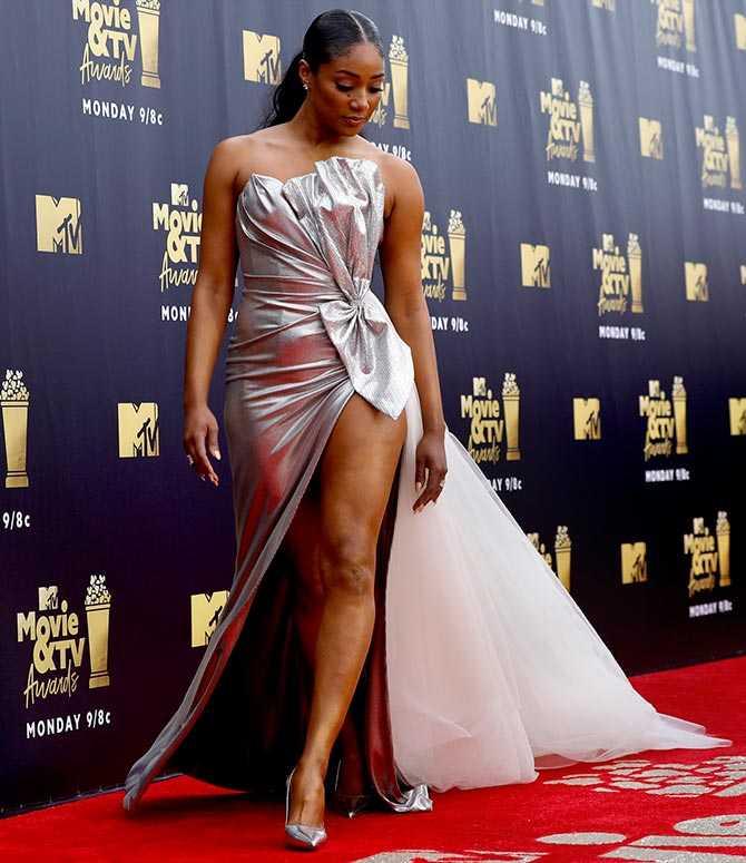 Tiffany Haddish sexy legs pic