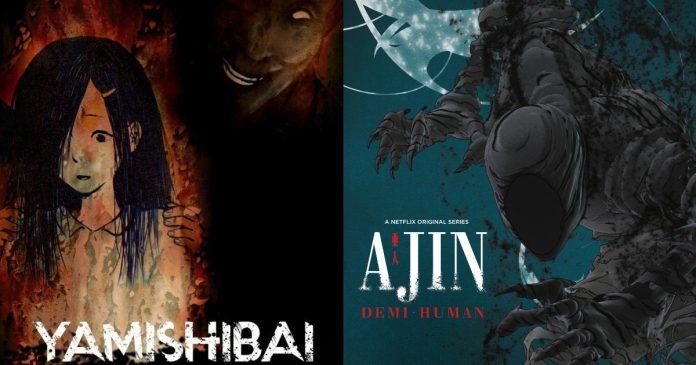 Top 40 Best Horror Anime Of 2020