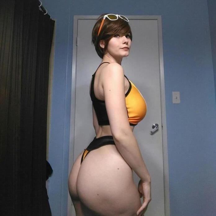 Tracer big booty pics