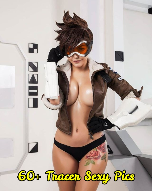 Tracer topless pics (1)
