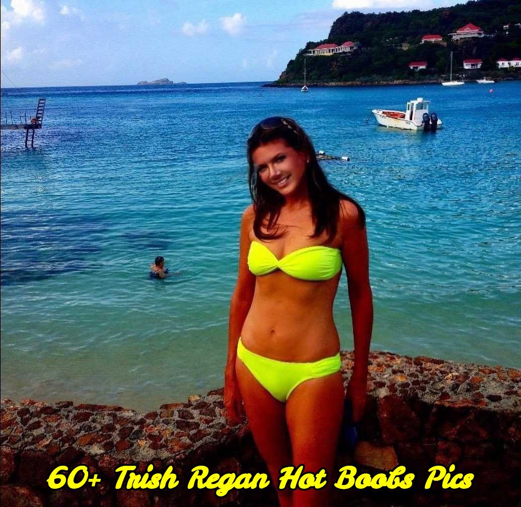 Trish Regan hot boobs pics