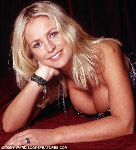 Ulrika Jonsson sexy tits pics