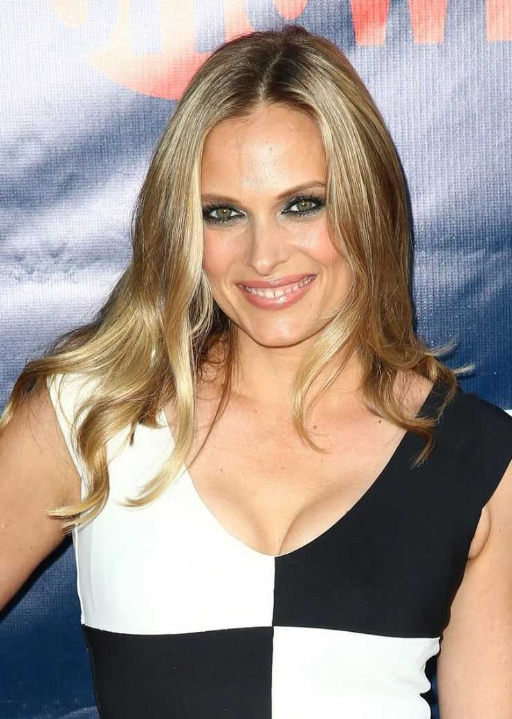 Vinessa Shaw cleavage pic