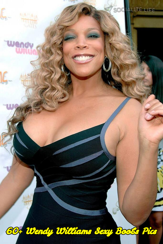 61 Sexiest Wendy Williams Boobs Pictures That Compliment Her Neck
