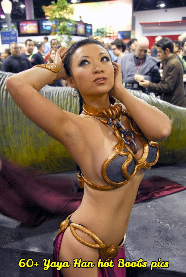Yaya Han sexy pictures