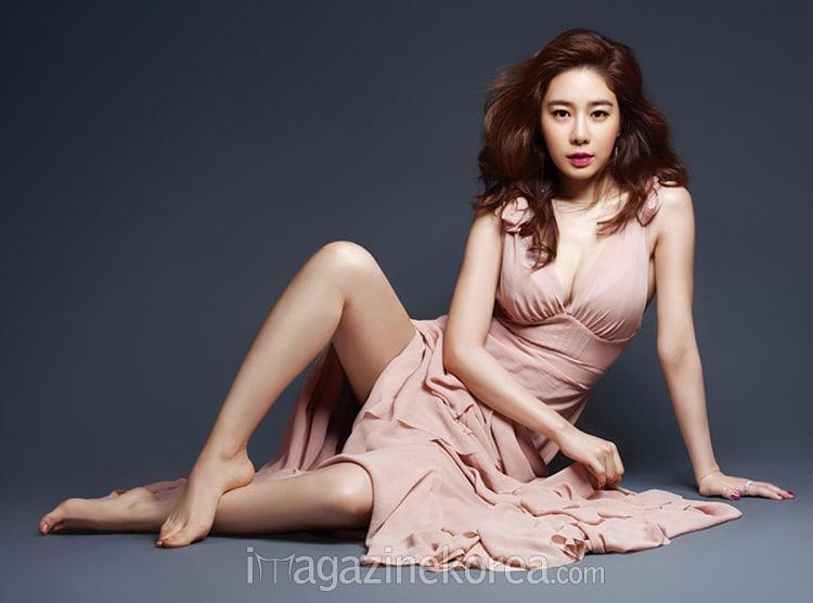 Yoo In-na big thigh pics