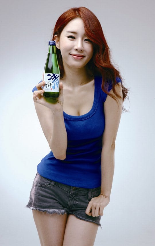 Yoo In-na hot look