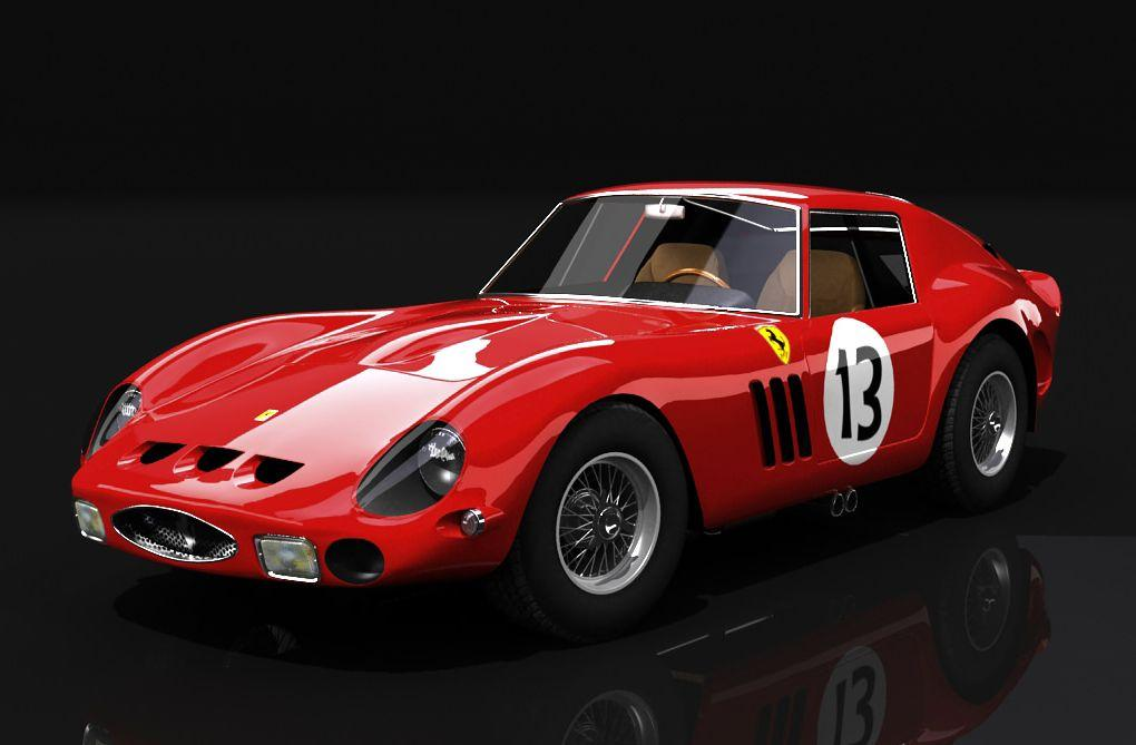 1963 Ferrari 250 GT0