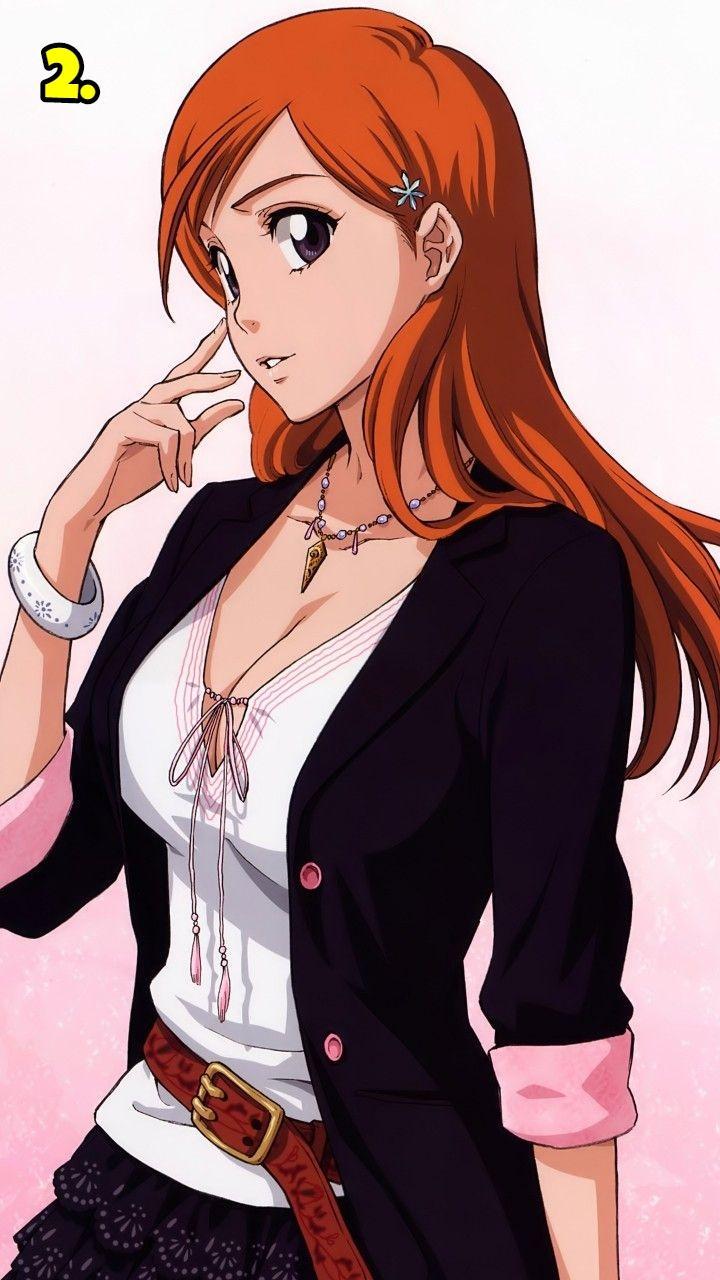 2. Orihime Inoue