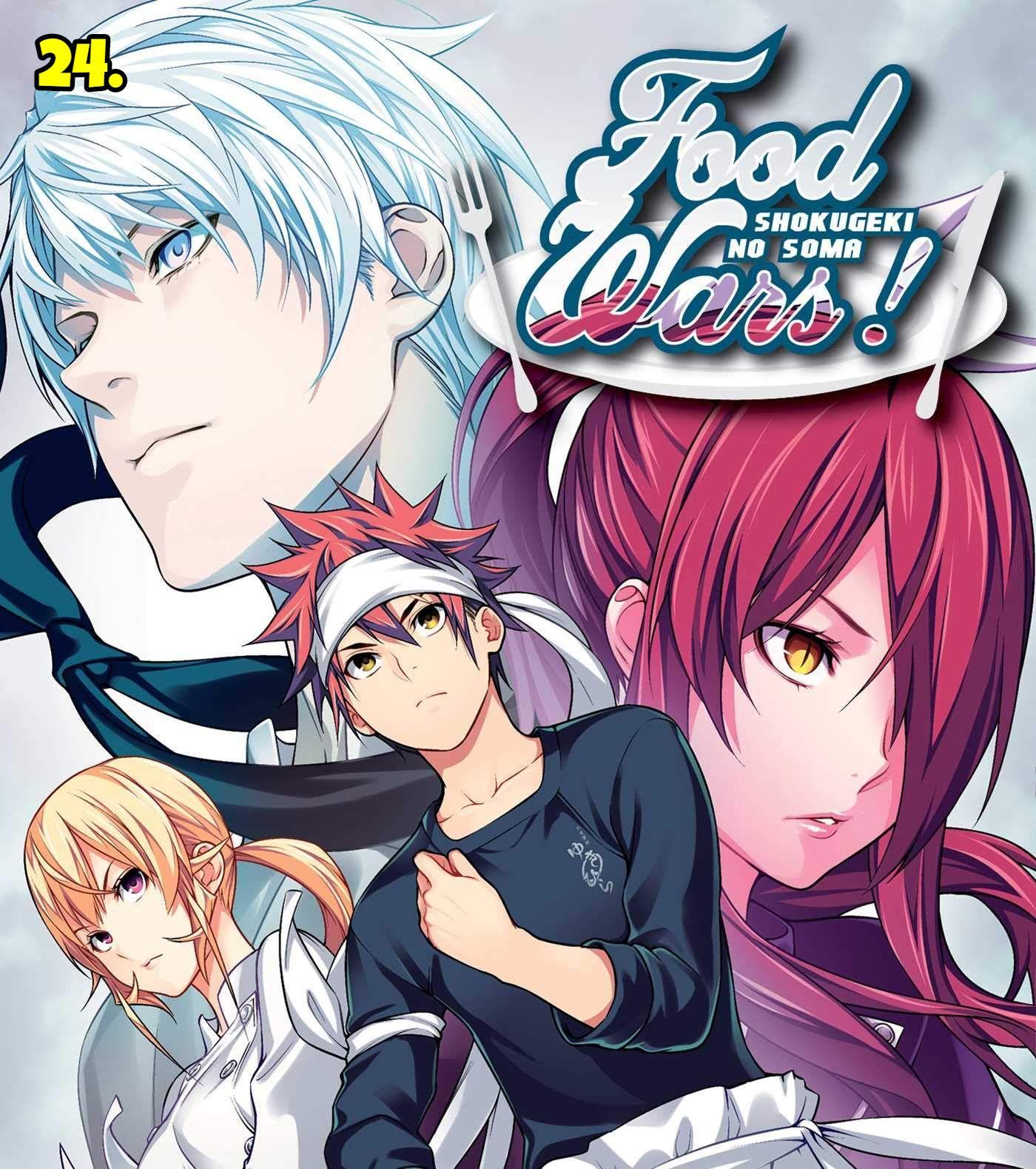 Food Wars Shokuyeki no Soma