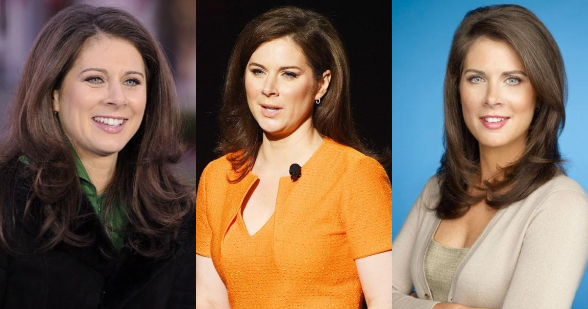37 Sexiest Erin Burnett Boobs Pictures Are Just The Right Size To Look And Enjoy