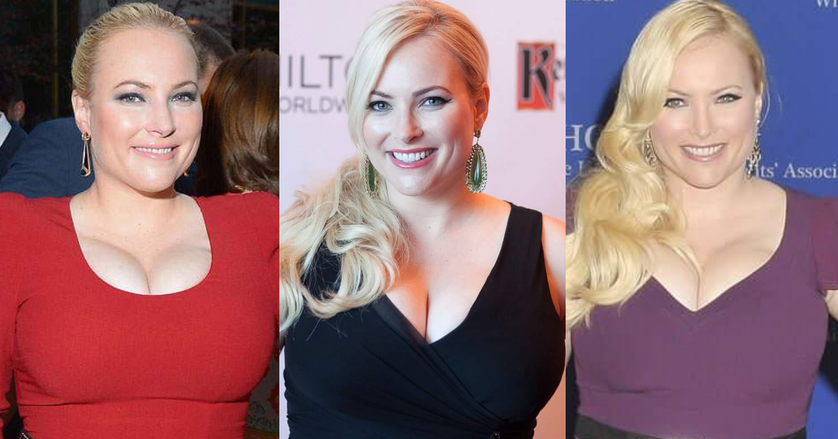 41 Hottest Meghan McCain Boobs Pictures That Are Ravishingly Revealing