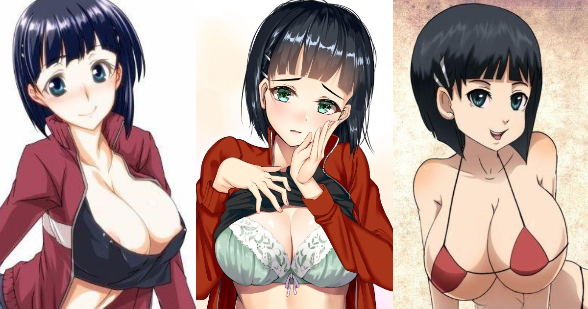 42 Sexiest Suguha Kirigaya Boobs Pictures Will Make You Envy The Photographer